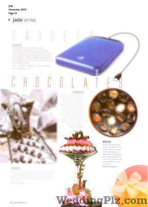 Bruijn Confectionary and Chocolates weddingplz