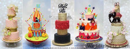 D Cake Creations Confectionary and Chocolates weddingplz