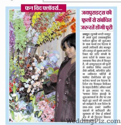 Ferns N Petals Decorators weddingplz