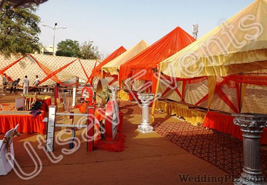 Utsav Tents and Caterers Decorators weddingplz